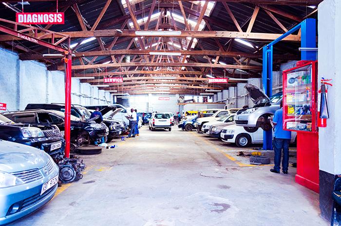 Safe Zone Auto Parts Ltd Autocare Services